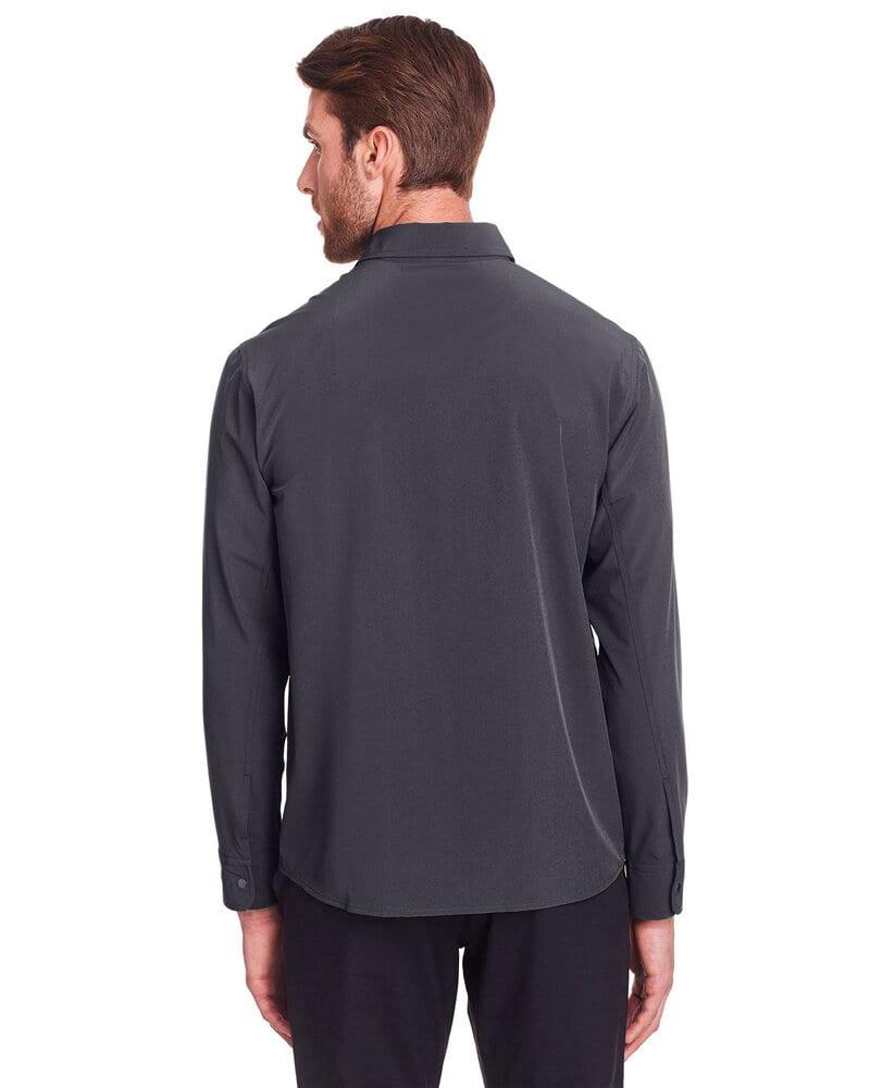 North End NE500 - Men's Borough Stretch Performance Shirt