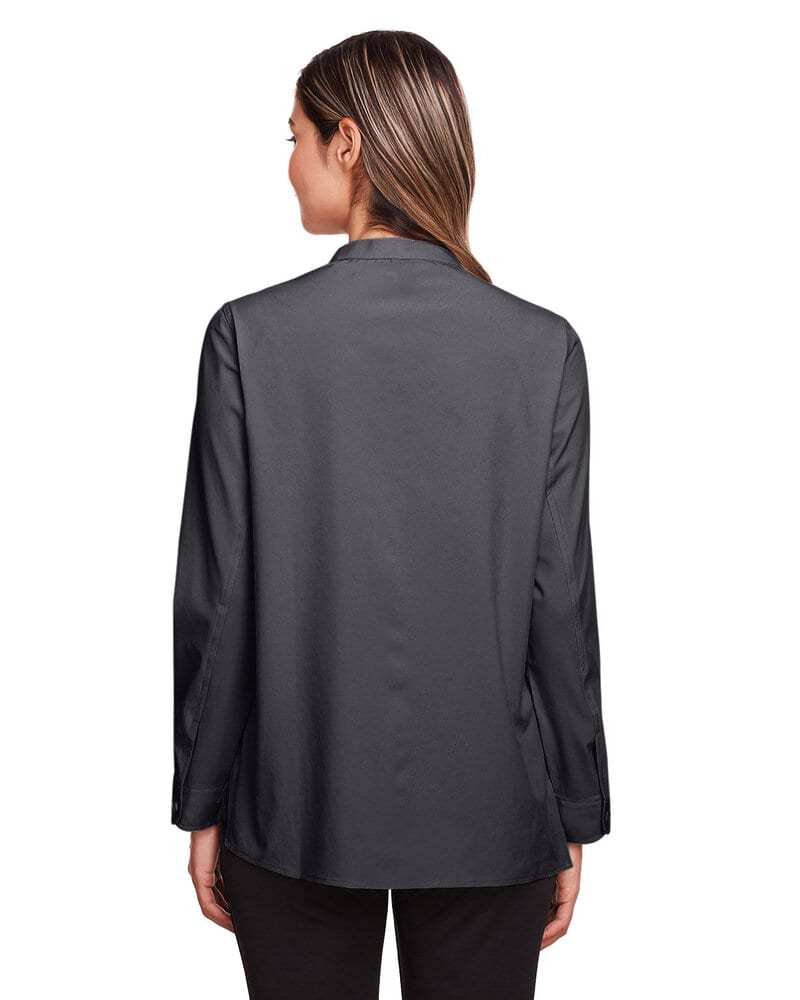 North End NE500W - Ladies Borough Stretch Performance Shirt
