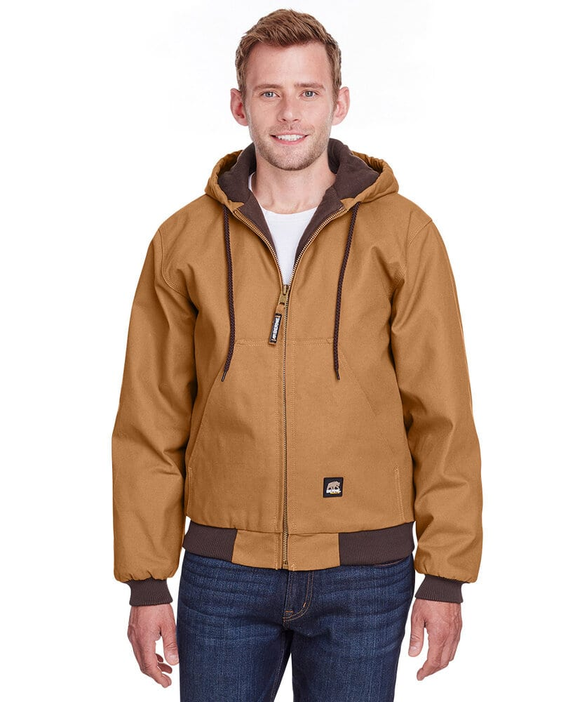 Berne HJ51 - Men's Berne Heritage Hooded Jacket