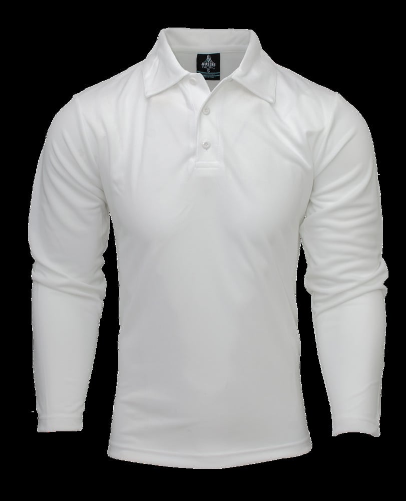 Aussie Pacific 1316 -  Botany Longsleeve Polo