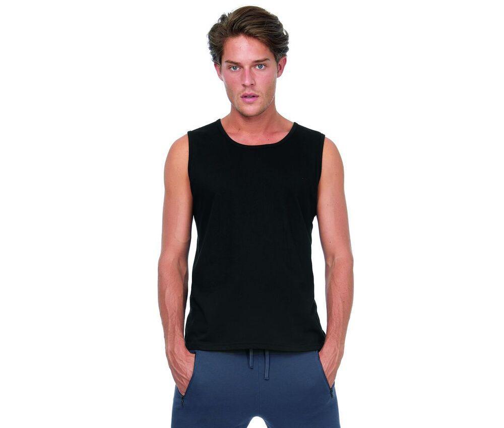 B&C BC157 - Camiseta Con Tirantes Athletic Move