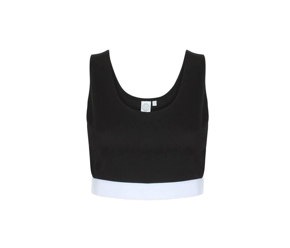 SF Women SK236 - Tee-shirt court femme
