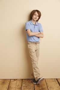 Gildan 8800B - YOUTH S/S JERSEY POLO JUNIOR 6 oz.