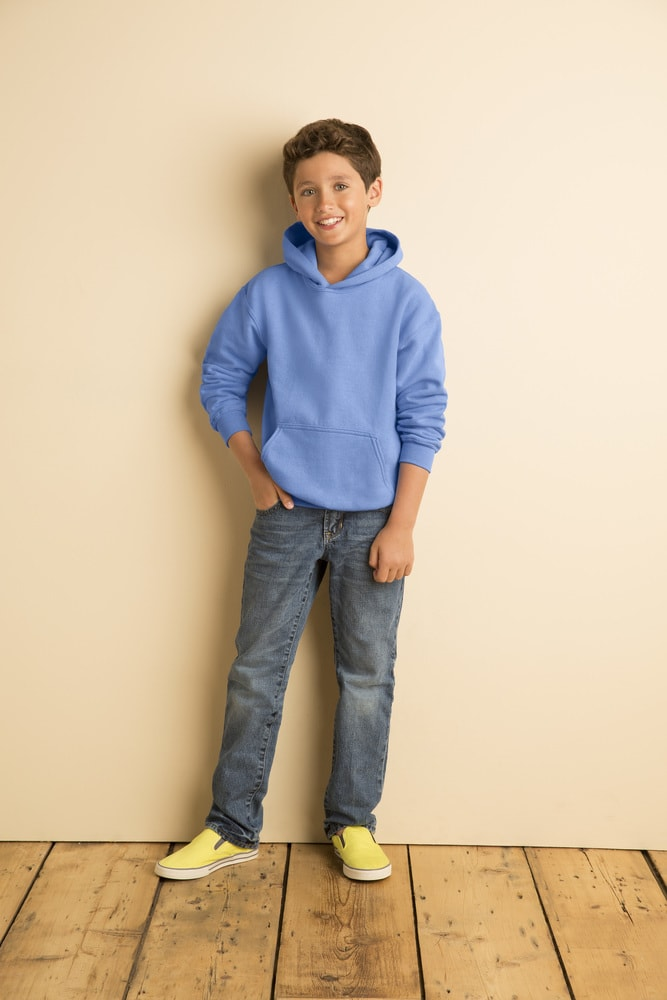 Gildan 18500B - Youth Hooded Sweatshirt