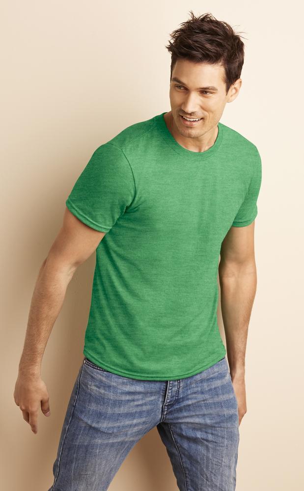Gildan 64000 - T-Shirt Ring Spun pour hommes