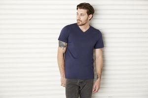 Bella+Canvas B3005 - T-shirt col en V Delancey