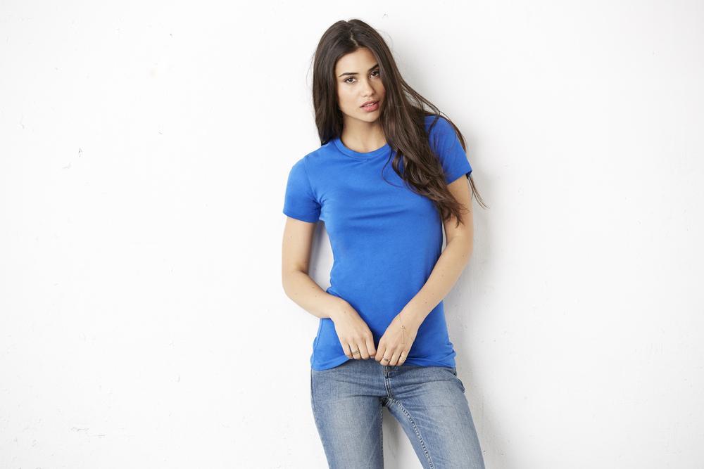 Bella B6004 - Ring Spun T-shirt for Women