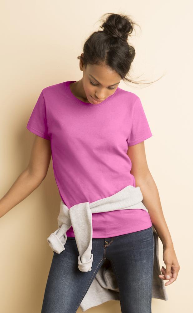 Gildan 5000L - T-Shirt Coton™ épais pour femmes