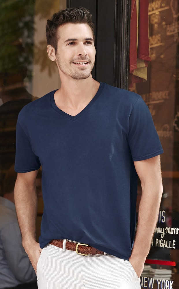 Gildan 64V00 - V-Neck T-shirt