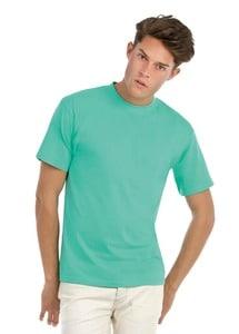 B&C CG190 - T-Shirt Homme Manches Courtes 100% Coton