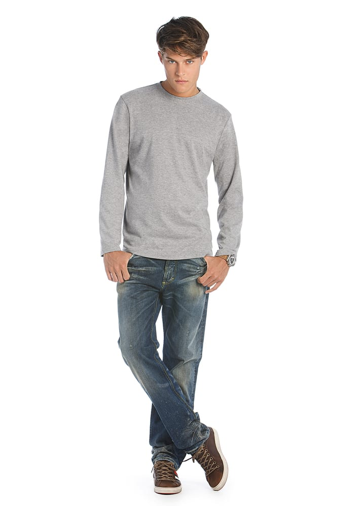 B&C CG191 - Langarm T-Shirt - TU005