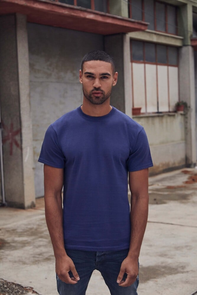 T-Shirt uomo Fruit of the Loom