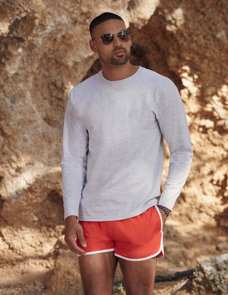 Fruit of the Loom SC201 - Valueweight Long Sleeve T (61-038-0)