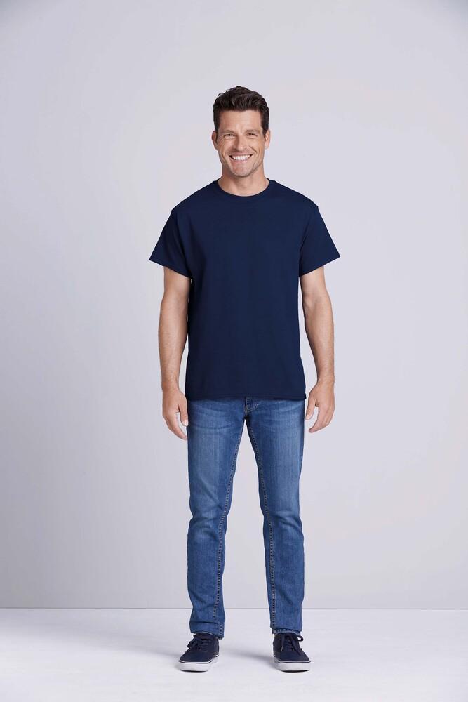 Gildan GI5000 - Kortärmad bomullst-shirt