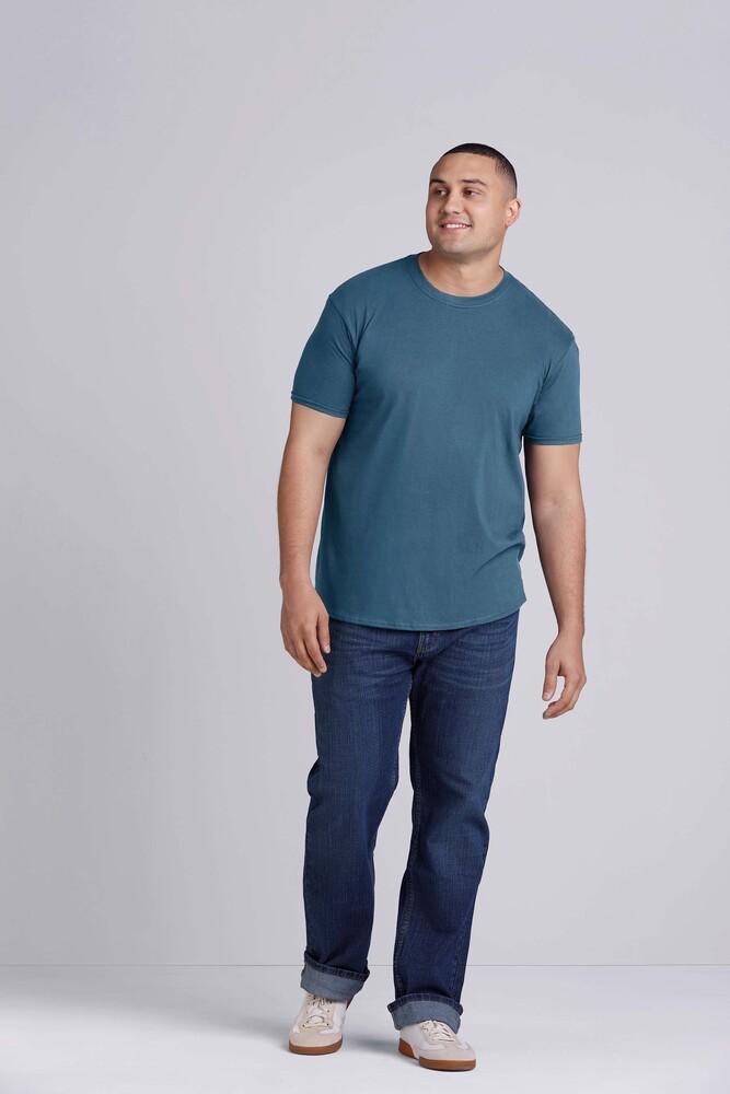 Gildan GI6400 - Softstyle® Herren Baumwoll-T-Shirt