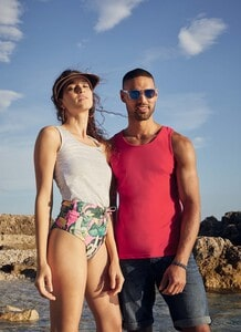Fruit of the Loom SC294 - Mens Tank Top 100% Cotton
