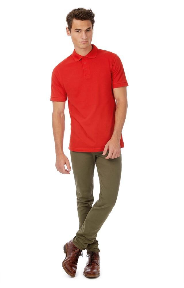 B&C CGSAF - Camiseta Polo Safran