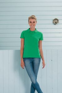 Russell RU569F - Classic Cotton Polo Woman