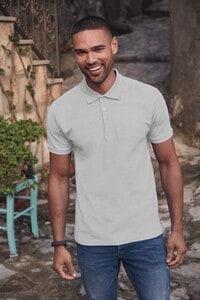 Fruit of the Loom SC63402 - Piqué Polo Mischgewebe