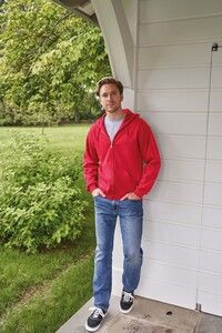 Gildan GI18600 - Heavyweight Full Zip Hooded Sweat