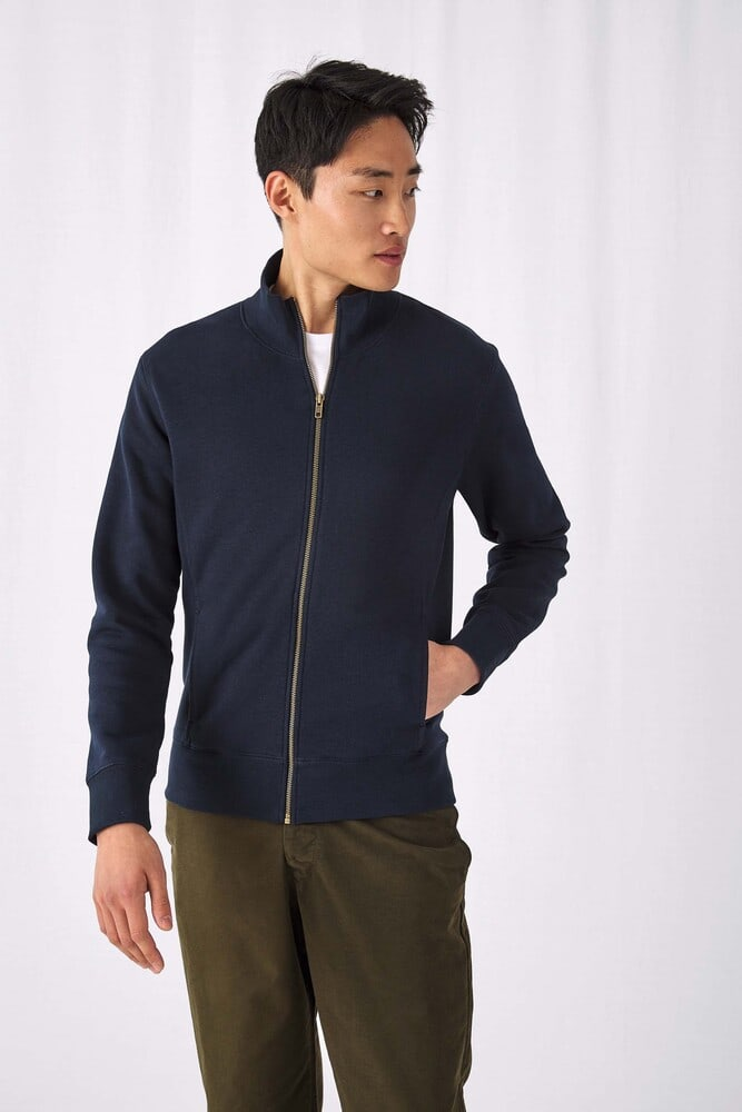 B&C CGWM646 - Sweat Jacket - WM646