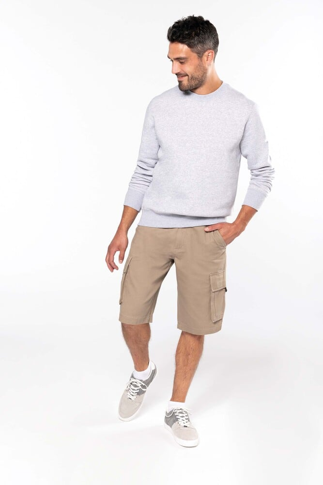 Kariban K777 - TREKKER - MEN'S BERMUDA SHORTS