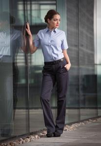 Henbury H602 - Pantalón de Vestir Chino para Damas