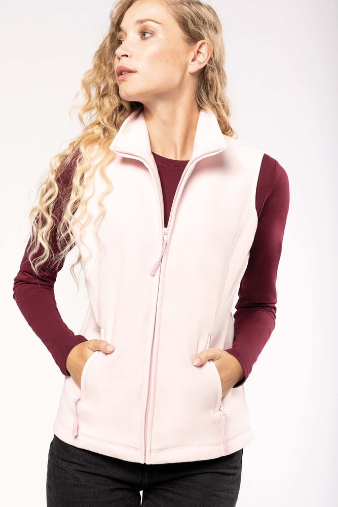 Kariban K906 - MELODIE - DAMES FLEECE BODYWARMER