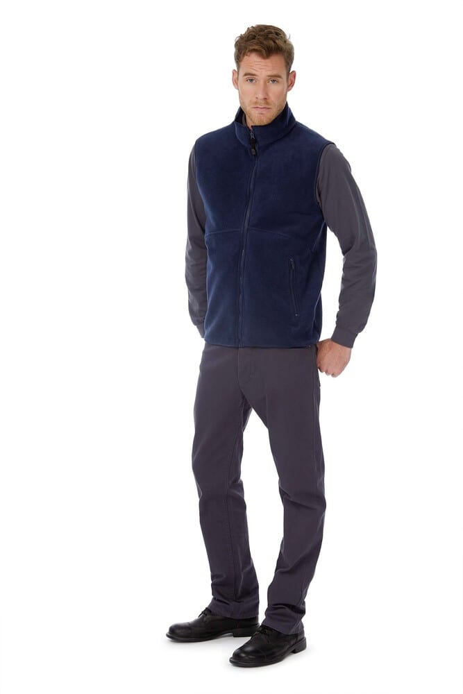 B&C CGFU705 - Traveller - Gilet Polaire