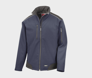 Result R124 - Chaqueta Softshell Workwear Antidesgarros