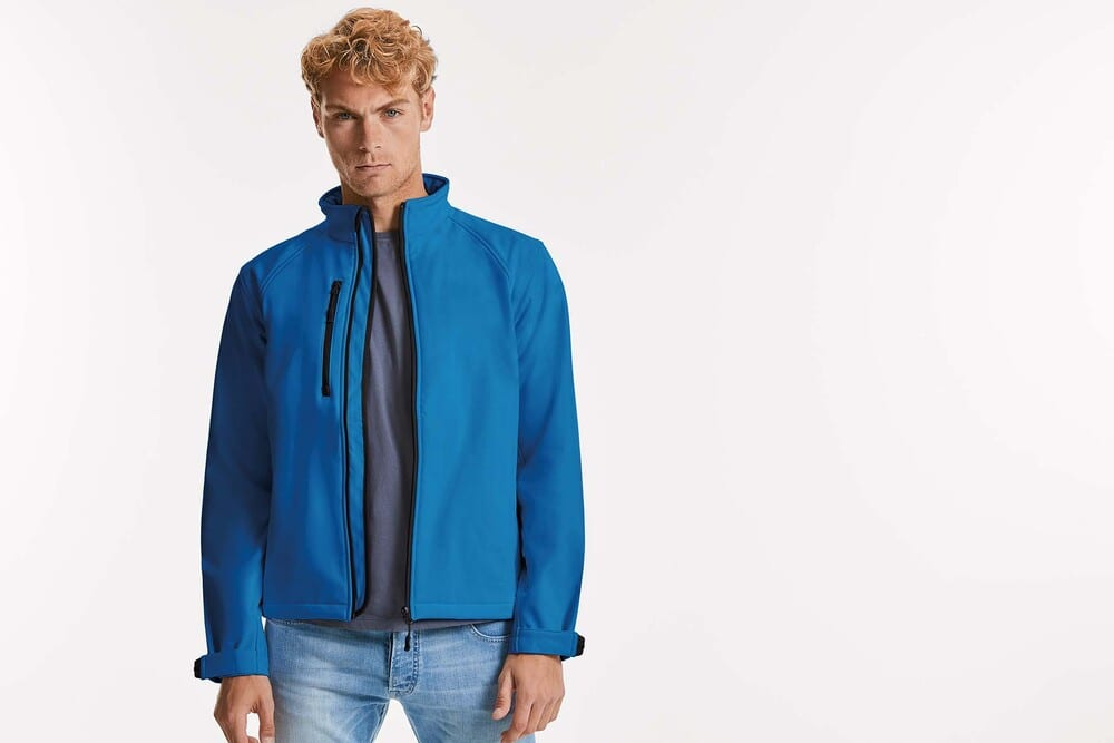 Russell RU140M - Men's Softshell Jacket