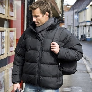 Result R181M - Holkham Down Feel Jacket