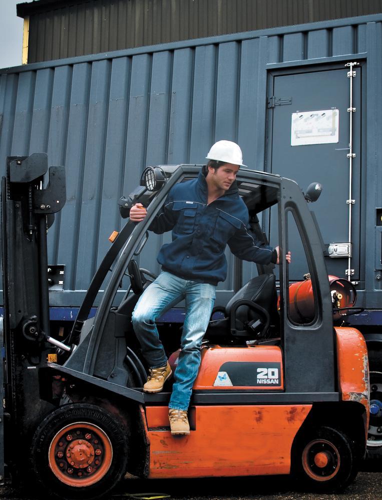 Result R71 - Workguard Heavy Duty Jack Met Afritsmouw