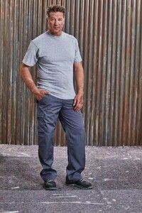 Russell RU010M - HEAVY DUTY T-SHIRT Camiseta Manga Corta Hombre
