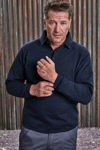 Russell RU012M - Heavy Duty Collar Sweatshirt