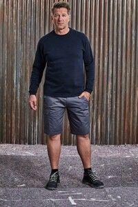 Russell RU013M - Heavy Duty Sweatshirt Met Ronde Hals