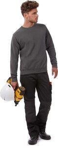 B&C Pro CGWUC20 - Sweatshirt Workwear B&C Hero Pro