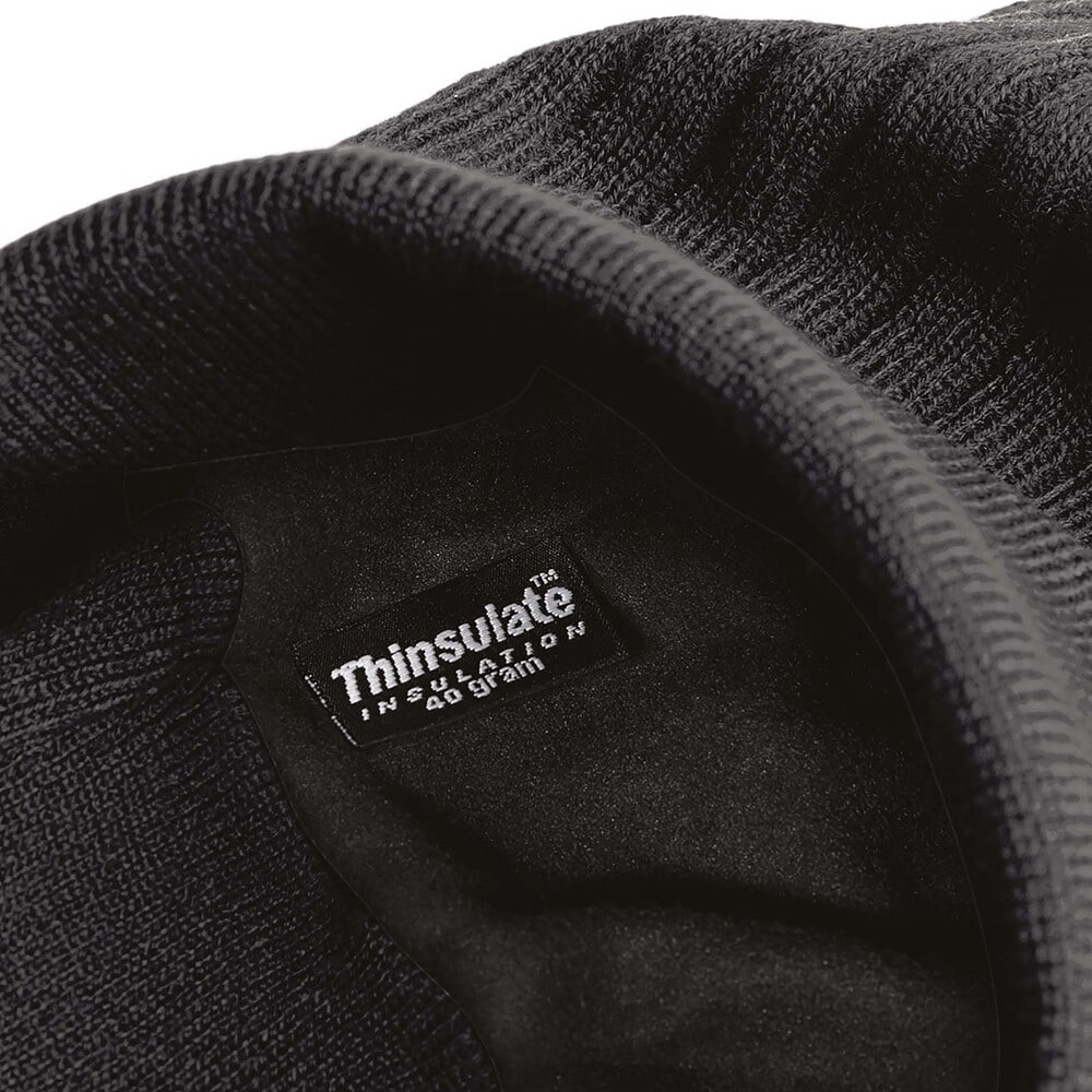 Beechfield B447 - Thinsulate Beanie - Bonnet Thinsulate