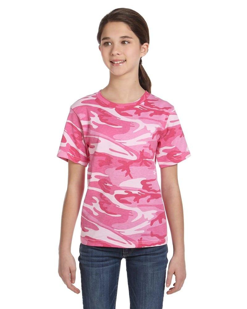 Code Five 2206 - T-shirt camouflage pour enfant