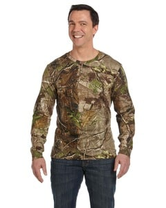 Code Five 3981 - Officially Licensed REALTREE® Camouflage Long-Sleeve T-Shirt