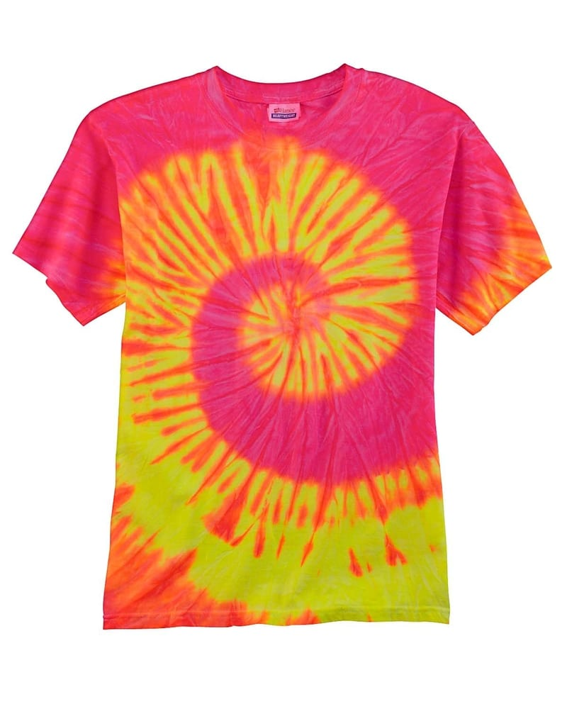 Tie-Dye CD100 - 5.4 oz., 100% Cotton Tie-Dyed T-Shirt