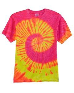 Tie-Dye CD100 - 5.4 oz., 100% Cotton Tie-Dyed T-Shirt