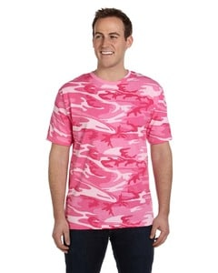 Code Five LS3906 - Adult Camouflage T-Shirt