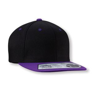 Flexfit FF110F - Wool Blend Flat Bill Snapback