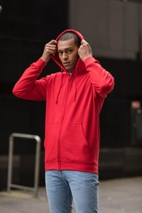 AWDis Hoods JH050 - Sweat-shirt zippé