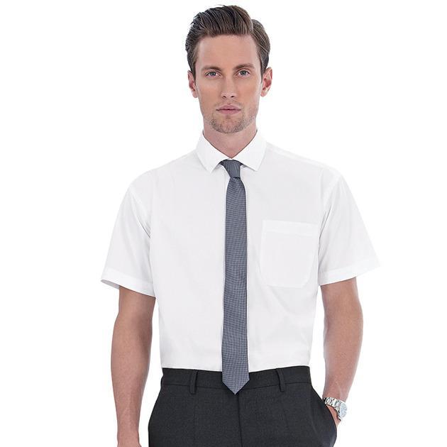 B&C Collection BA711 - Heritage short sleeve /men