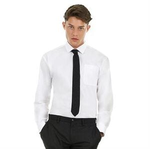 B&C BA712 - Camisa Sharp de manga larga