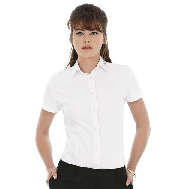 B&C Collection B711F - Heritage short sleeve /women