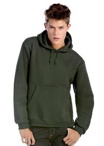 B&C Collection BA420 - Sweatshirt com capuz