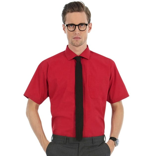 B&C Collection BA705 - Smart short sleeve /men